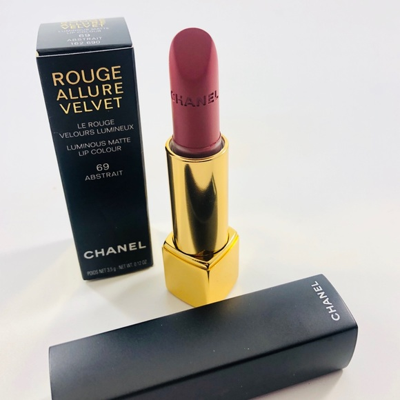 CHANEL Other - Chanel Rouge Allure Velvet Lipstick 69 Abstrait